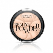 Puder prasowany REVERS Beauty in powder BELLE