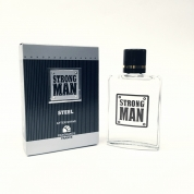 Woda po goleniu FRAGRANCE FRANCE Strong Man STEEL