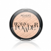 Puder prasowany REVERS Beauty in powder GLAMOUR