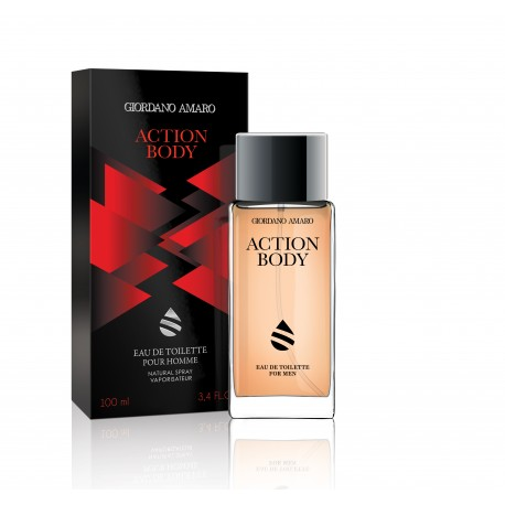 Woda toaletowa GIORDANO AMARO Action Body