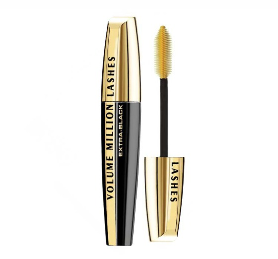 Tusz do rzęs LOREAL VOLUME MILLION LASHES EXTRA BLACK