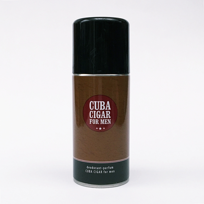 Dezodorant CUBA CIGAR for MEN